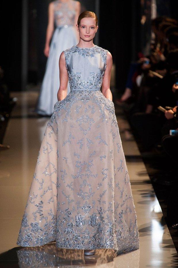 Elie Saab Couture Spring 2013 12