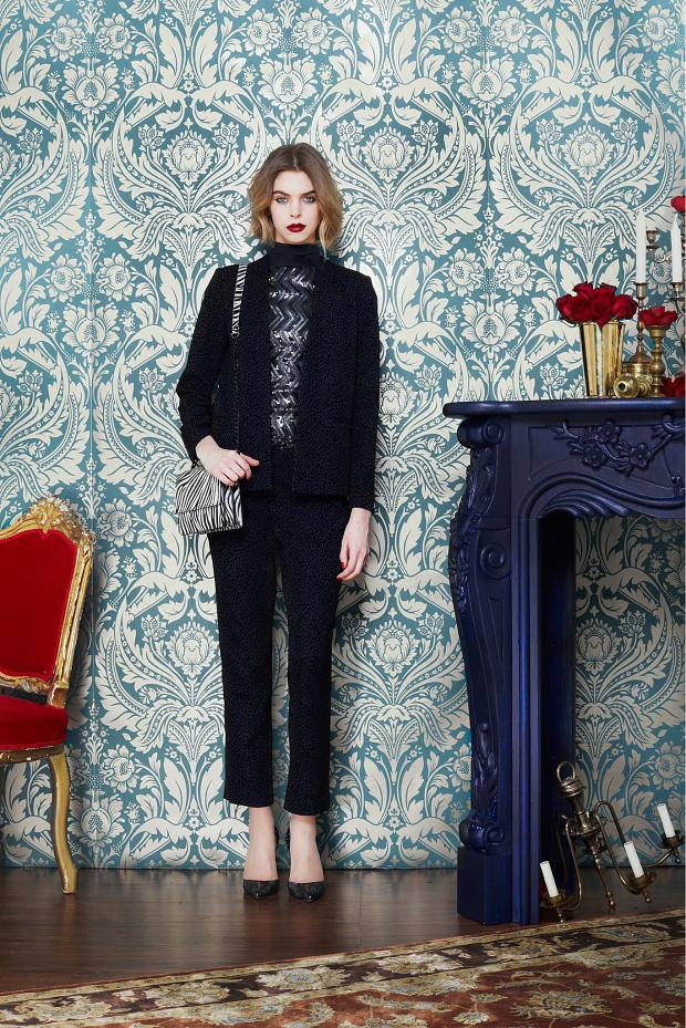 Alice + Olivia Fall-Winter 2013 Lookbook 10