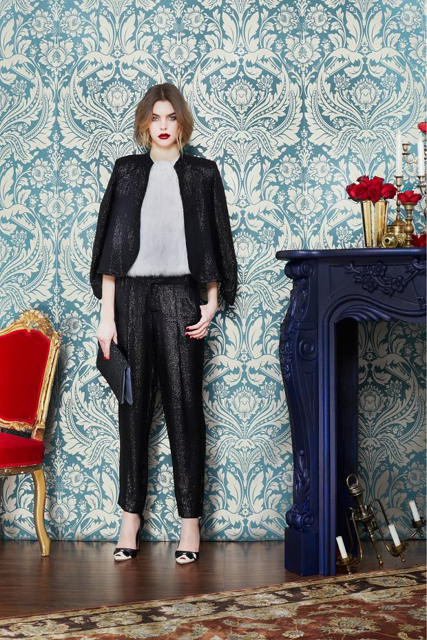 Alice + Olivia Fall-Winter 2013 Lookbook 11