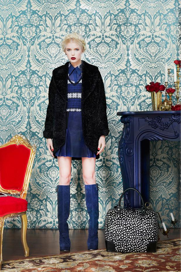 Alice + Olivia Fall-Winter 2013 Lookbook 12