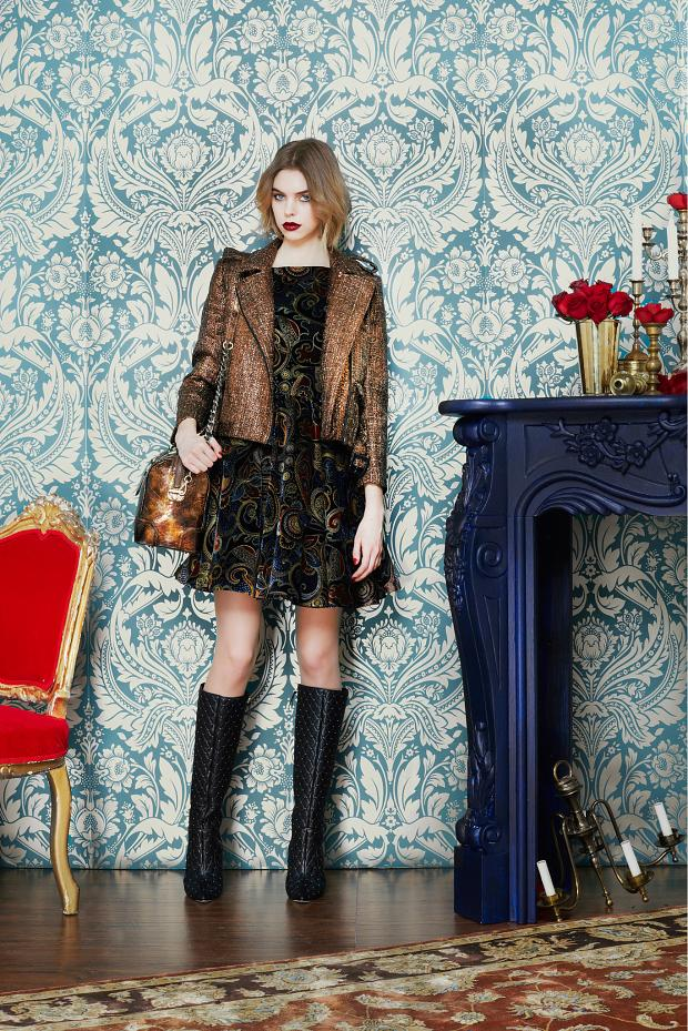 Alice + Olivia Fall-Winter 2013 Lookbook 14