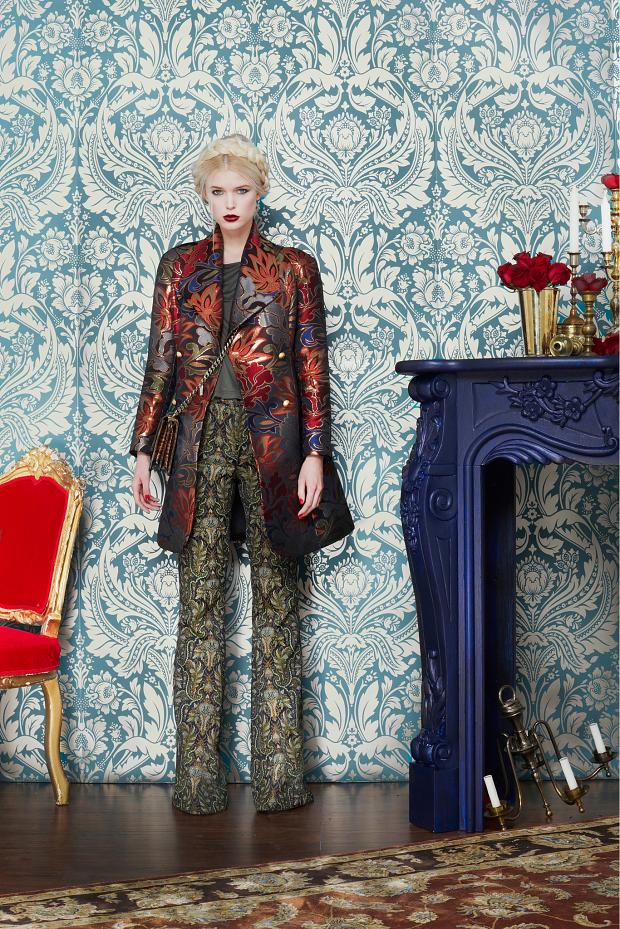 Alice + Olivia Fall-Winter 2013 Lookbook 17