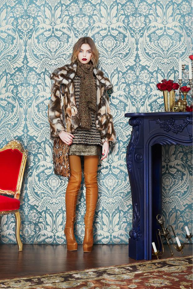 Alice + Olivia Fall-Winter 2013 Lookbook 20