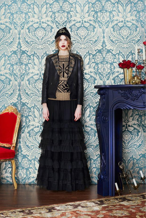 Alice + Olivia Fall-Winter 2013 Lookbook 21