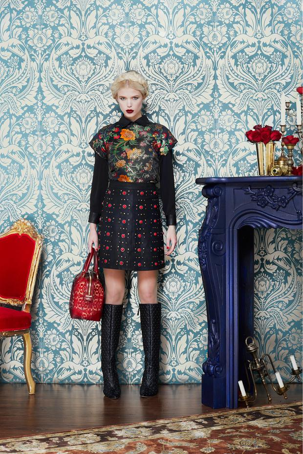 Alice + Olivia Fall-Winter 2013 Lookbook 22