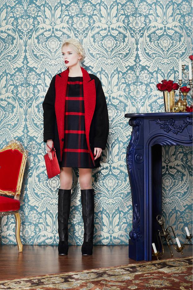 Alice + Olivia Fall-Winter 2013 Lookbook 4