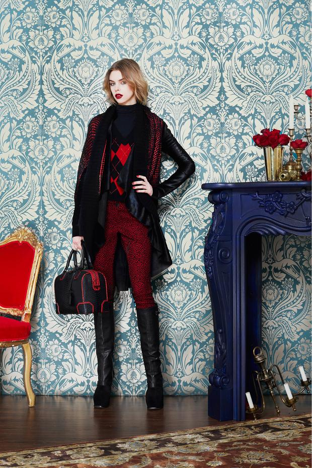 Alice + Olivia Fall-Winter 2013 Lookbook 6