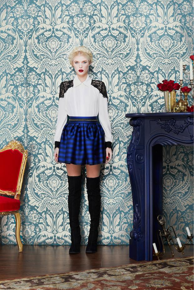 Alice + Olivia Fall-Winter 2013 Lookbook 9