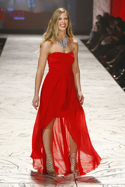 Heart Truth Red Dress Fall 2013 13