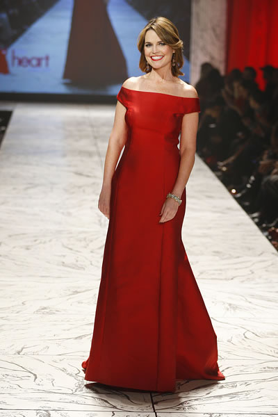 Heart Truth Red Dress Fall 2013 15