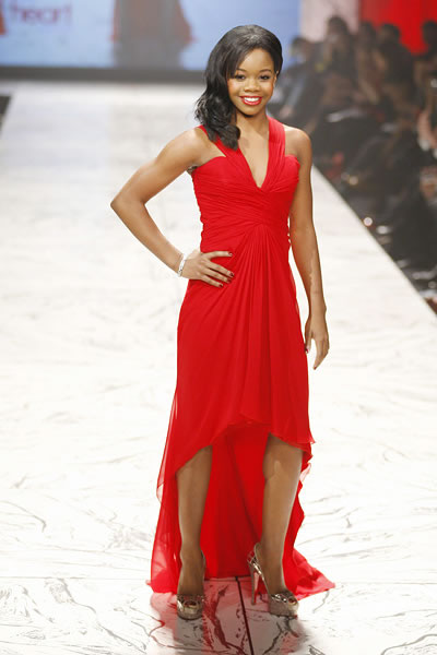 Heart Truth Red Dress Fall 2013 2