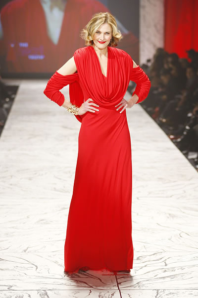 Heart Truth Red Dress Fall 2013 4