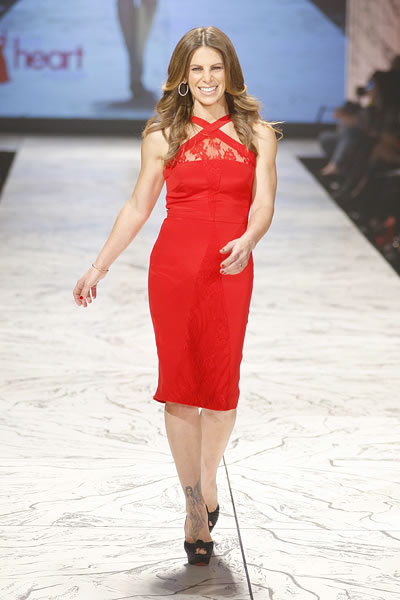 Heart Truth Red Dress Fall 2013 5