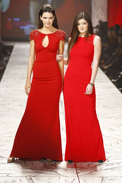 Heart Truth Red Dress Fall 2013 7
