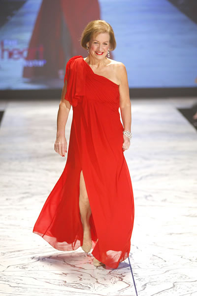 Heart Truth Red Dress Fall 2013 8
