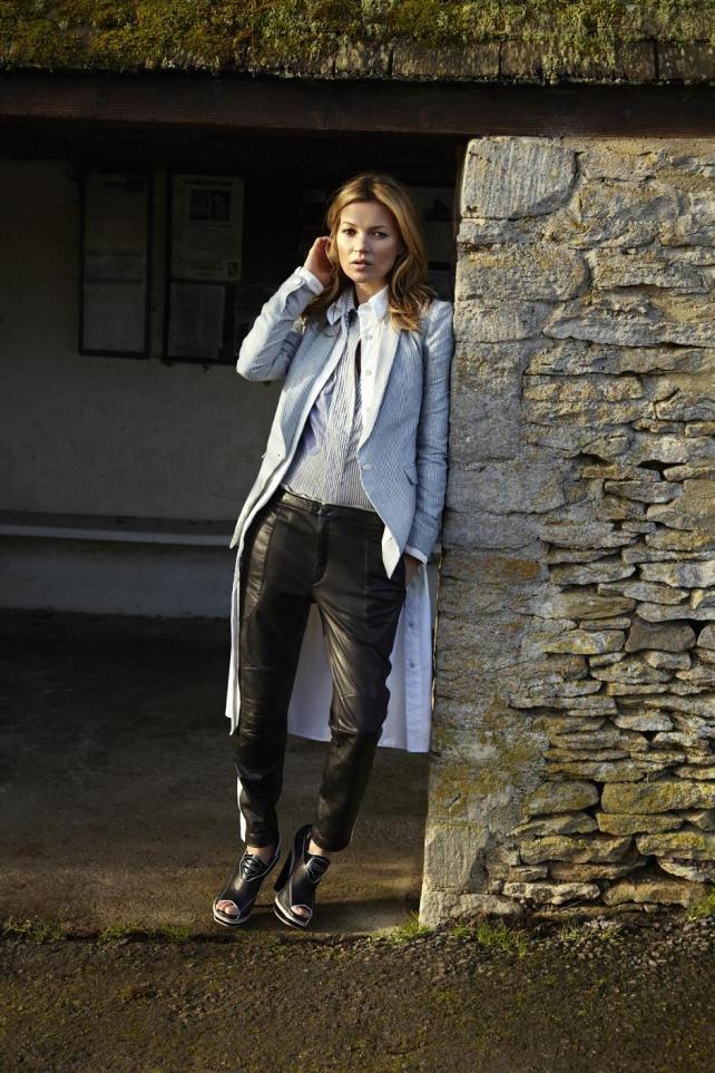 Kate Moss for Rag & Bone SS 2013 Campaign by Alasdair McLellan 3