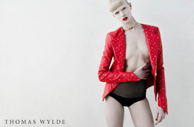 Thomas Wylde SS 2013 Campaign 9