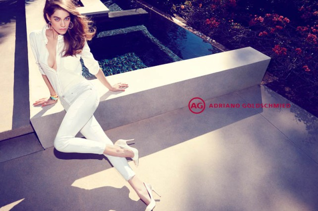AG Adriano Goldschmied SS 2013 Campaign 2