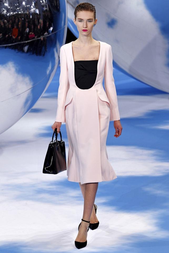 Christian Dior Fall 2013 34 (Manuela Frey)