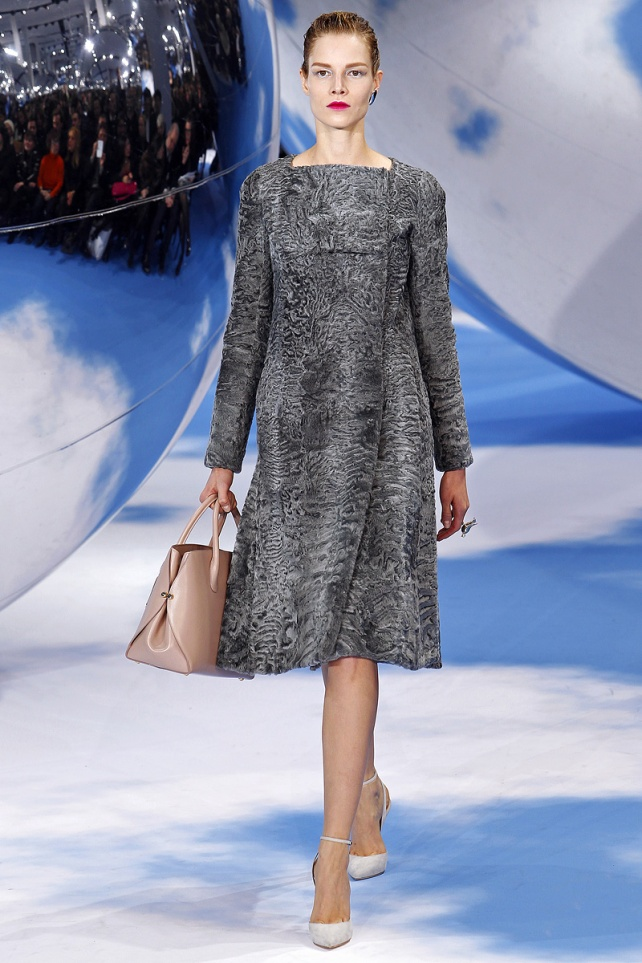 Christian Dior Fall 2013 35 (Suvi Koponen)