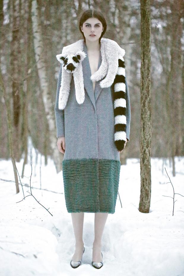 Vika Gazinskaya Fall-Winter 2013 Lookbook 30