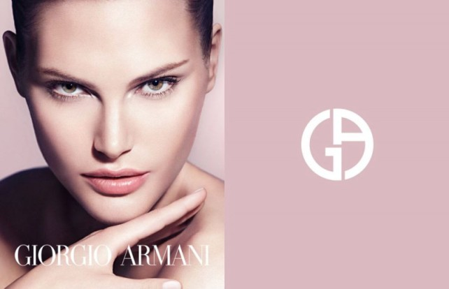 Catherine McNeil by Txema Yeste for Giorgio Armani Cosmetics SS 2013 Campaign 1