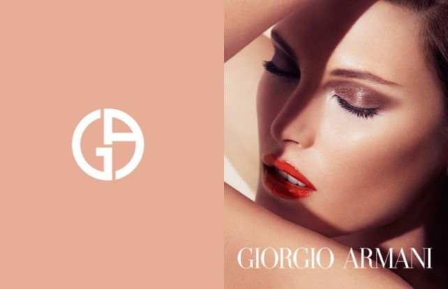 Catherine McNeil by Txema Yeste for Giorgio Armani Cosmetics SS 2013 Campaign 3