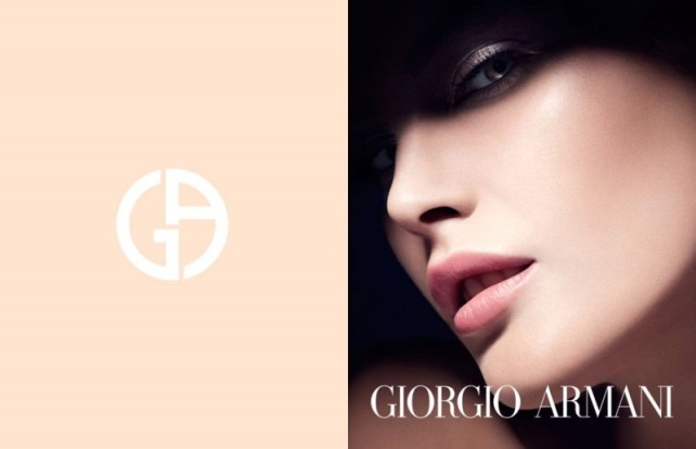 Catherine McNeil by Txema Yeste for Giorgio Armani Cosmetics SS 2013 Campaign 4